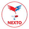 Nexto Pharmaceutical Limited Logo